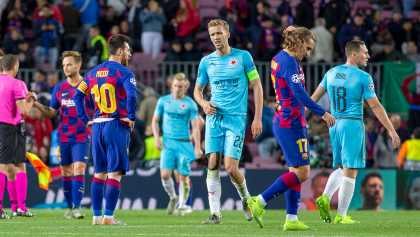 """""""Messi y Griezmann se ignoran"""" en la cancha, acusan en medio de la crisis del Barcelona"""