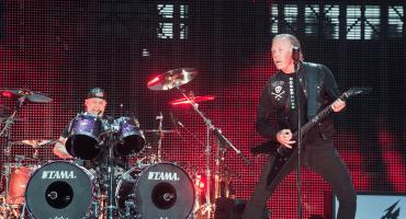 ¡Unos verdaderos cracks! Metallica donará 100 mil dólares para las víctimas de los incendios en California