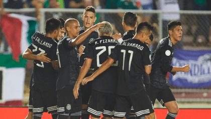 Los goles del triunfo de México en Panamá después de 19 años