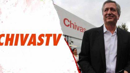 Misa en honor a Jorge Vergara será transmitida por Chivas TV