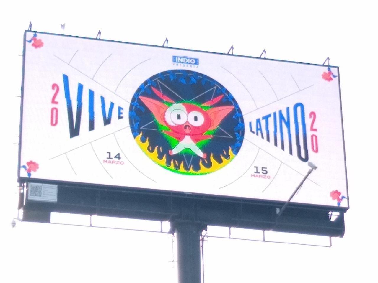 Cartel del Vive Latino 2020 sorprende: destacan 31 minutos y GNR