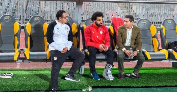 Egipto anuncia la baja de Mohamed Salah por lesión