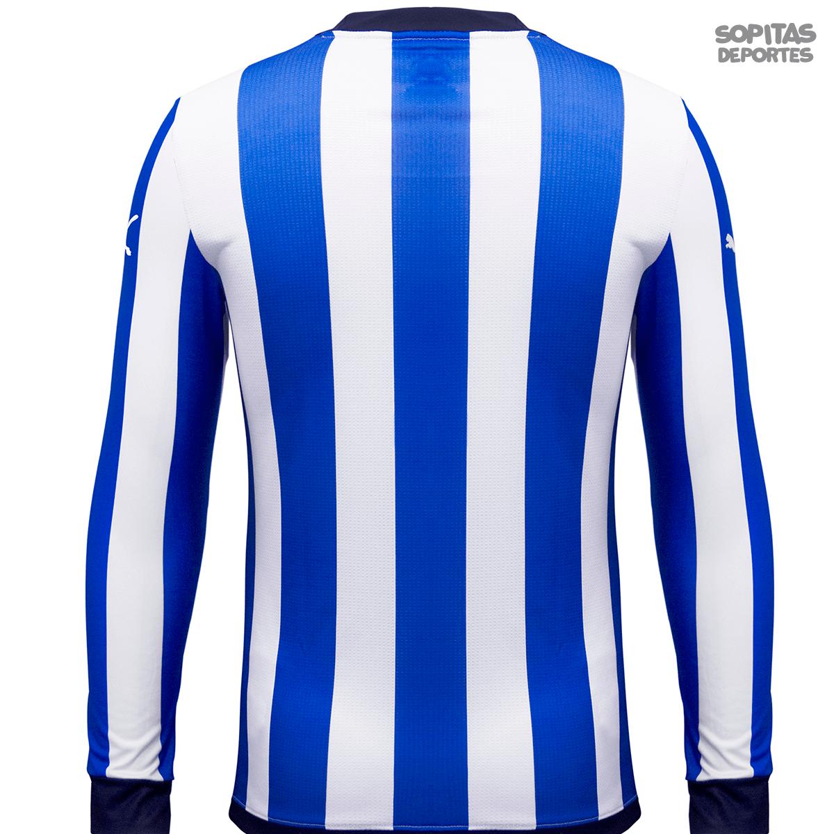 ¿Eres tú, Porto? Así es el uniforme de Rayados para el Mundial de Clubes