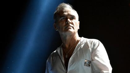Morrissey podría lanzar un nuevo disco con rolas inéditas el próximo año