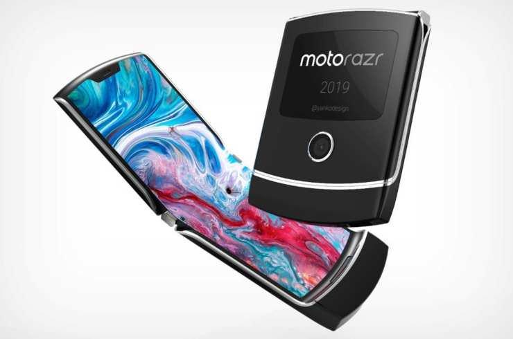 ¡Justo en la nostalgia! El nuevo Motorola Razr, será igual que los de antaño
