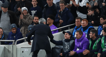 """Recogebalones del Tottenham: """"Mourinho hizo mi día y mi vida"""""""