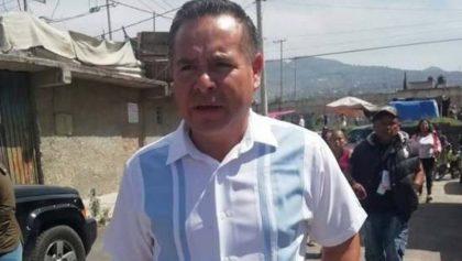 Tras atentado, le declaran muerte cerebral al alcalde de Valle de Chalco