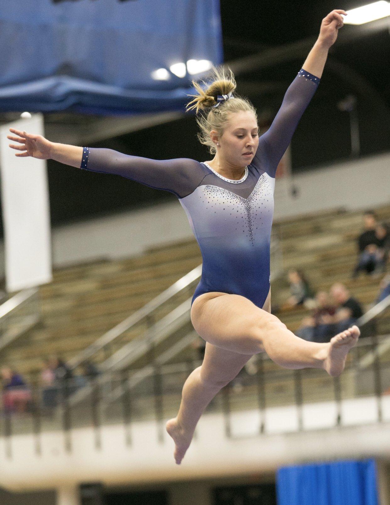 Murió la gimnasta Melanie Coleman tras lesionarse la médula espinal en un entrenamiento