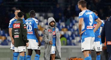 Jugadores del Napoli contratan seguridad privada por temor a los ultras