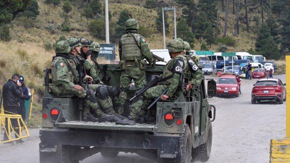 Ya es el colmo: Secuestran a dos turistas en el Nevado de Toluca