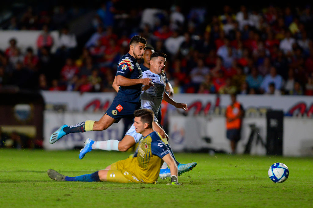 Tras golear al Veracruz, América es el equipo a vencer en la liguilla… dice Nico Castillo