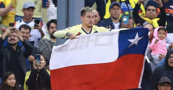 Se reabre el 'hospital': Nico Castillo es baja de la Selección de Chile por lesión
