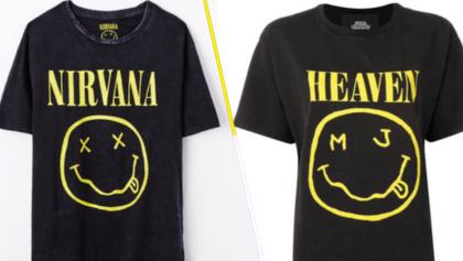 Nirvana demanda a Marc Jacobs por plagiar el logo de la 'carita sonriente'