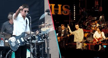 ¿Y Oasis para cuando? Noel Gallagher se ofrece como guitarrista si se reúne The Smiths