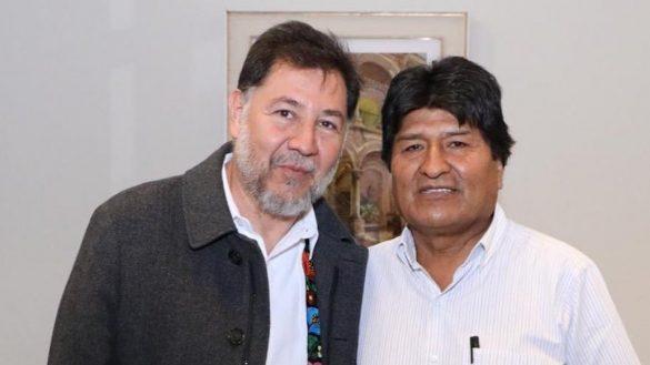 norona-evo-morales-mensaje-cooperar-500-pesos-diputados-mantener-bolivia