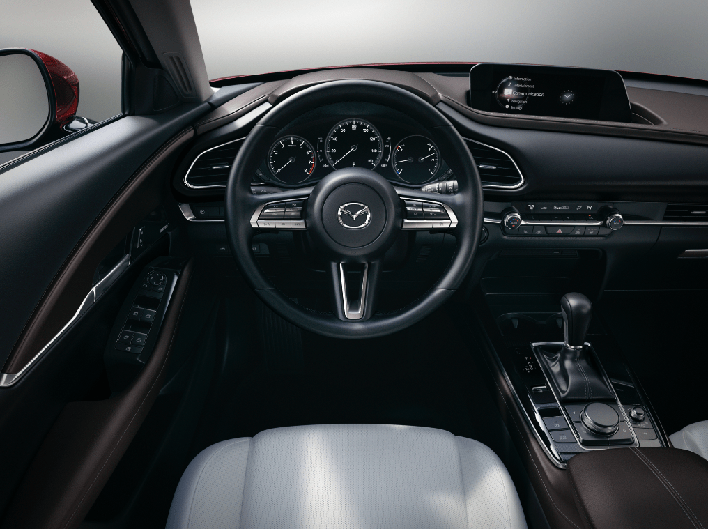 nueva Mazda CX-30 2020 07