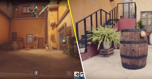 No se les chispoteó: ¡La vecindad del 'Chavo del 8' aparece en 'Overwatch: 2'!