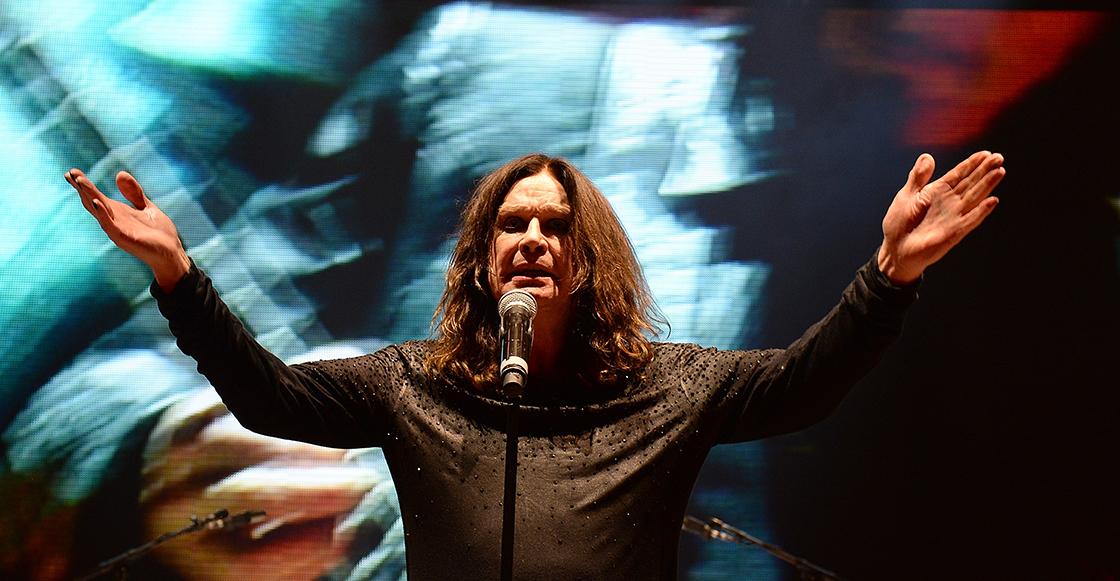 Acá te dejamos 'Straight to Hell', la nueva rola de Ozzy Osbourne