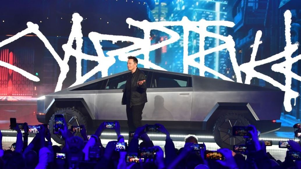 Así es Cybertruck, la nueva e impresionante camioneta eléctrica de Tesla