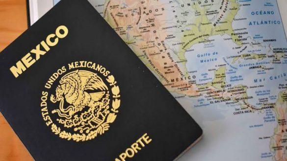 México estrenará pasaporte electrónico en 2020