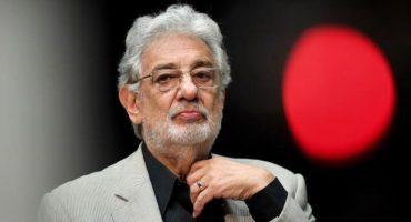 Plácido Domingo responde sobre los señalamientos de abuso y acoso sexual