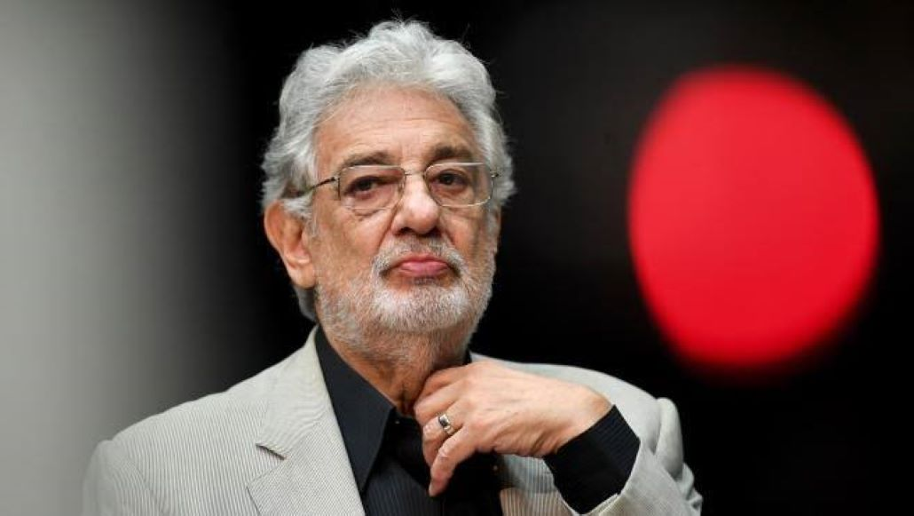 Plácido Domingo, responde sobre los señalamientos de abuso sexual