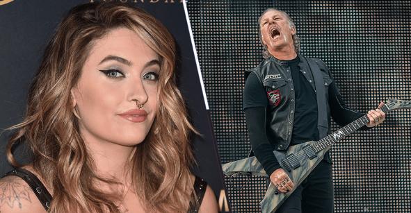 Hay prioridades: Paris Jackson dice que no fue a su graduación por ir a un concierto de Metallica