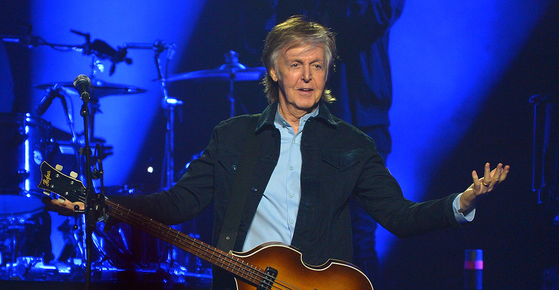"""Paul McCartney liberó dos nueva canciones """"In A Hurry"""" y """"Home Tonight"""""""