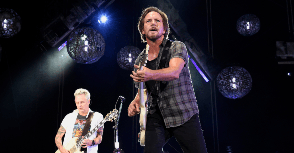 ¡Ya anúncienlo hdspm! Pearl Jam vuelve a coquetear con venir a México