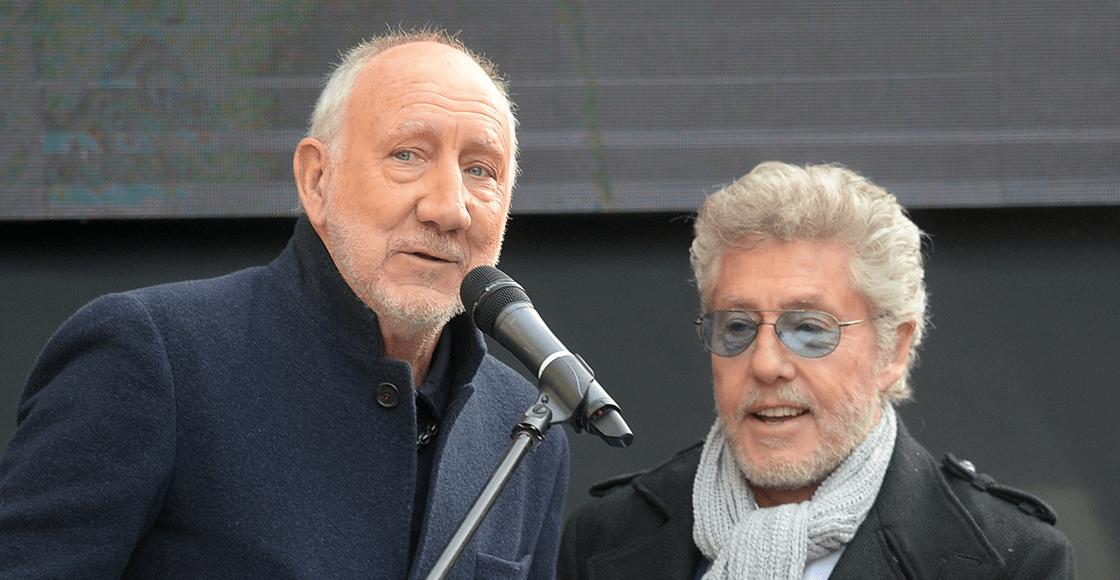 Qué mal plan: Pete Townshend dice que The Who está mejor sin Keith Moon y John Entwistle