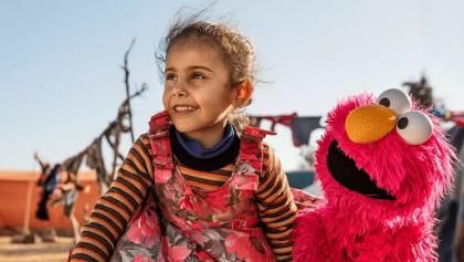 Plaza Sésamo lanzará una versión árabe para niños refugiados en Siria