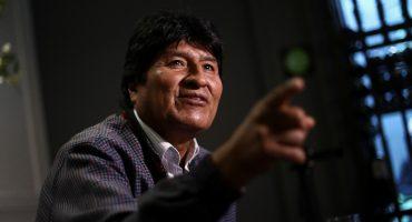 Evo Morales denuncia que Interpol emitió ficha en su contra; pide 'coperacha' para su manutención