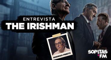 Platicamos con el cinefotógrafo mexicano Rodrigo Prieto sobre 'The Irishman'
