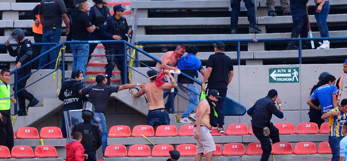 Proponen zonas sin venta de alcohol en estadios de México