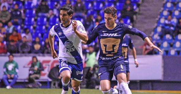 Pumas empata de último minuto y Jorge Campos cantó el gol en la narración