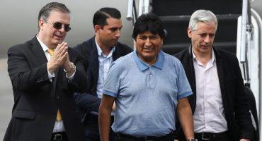 Evo no llegó solo: ¿Quiénes llegaron con el expresidente de Bolivia a México?