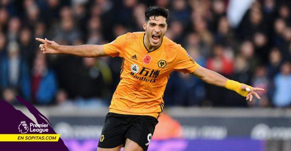 ¿Por qué fue histórico el gol de Raúl Jiménez al Aston Villa en la Premier League?