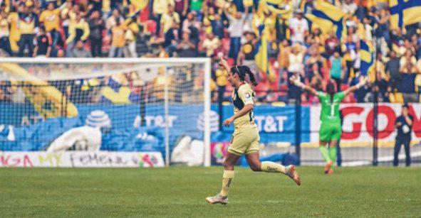 Diana González, la artífice del América que conmocionó al mundo deportivo