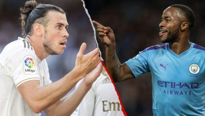 ¡BOMBAZO! Real Madrid cambiaría a Gareth Bale y 81 mde por Raheem Sterling
