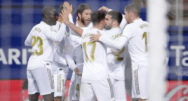 ¡Orgasmo merengue! 10 goles del Real Madrid en una semana tras la victoria ante el Eibar
