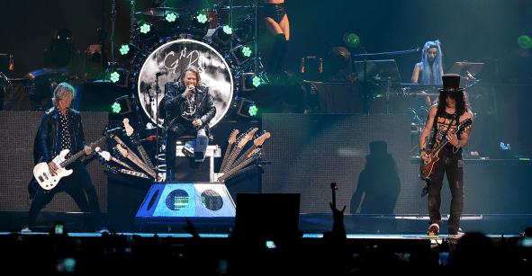 Recordemos la vez que Guns N' Roses regresó a la CDMX para tumbar el Foro Sol