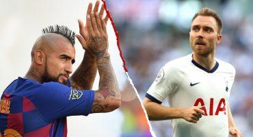 Las 3 opciones del Inter de Milán para reforzar su mediocampo en invierno
