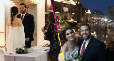 ¡Qué viva! Regidora de GDL facilitó el Palacio de Gobierno para la boda de su colaboradora