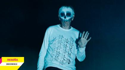 Underworld despertó a los muertos con su presentación en Radiobosque