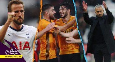 El histórico Kane, el invicto de Mourinho, Wolves en el 'Top 6': Lo que nos dejó la J13 de la Premier
