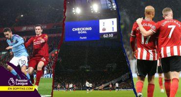 Anfield se respeta, odio masivo al VAR, el 'caballo negro': lo que nos dejó la J12 de la Premier League
