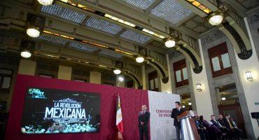 Regresa el desfile para conmemorar la Revolución Mexicana... con locomotora y toda la cosa