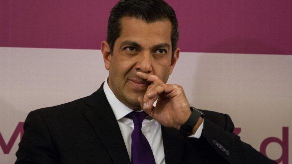 Ricardo Peralta, SEGOB