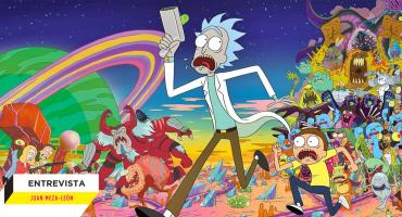 El director mexicano de 'Rick and Morty' nos contó sobre la posibilidad de una película de la serie