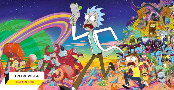 Exclusiva: El director mexicano de 'Rick and Morty' nos contó sobre la posibilidad de una película de la serie